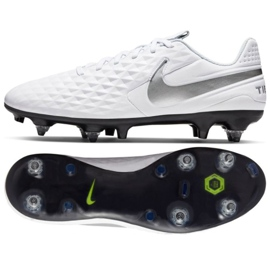Fußballschuhe Nike Tiempo Legend 8 Akademie SG-Pro Anticlog Traction M AT6014-100