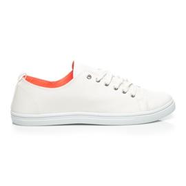 Balada weiß Stylische Damen Sneakers