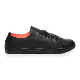 Balada schwarz Stylische Damen Sneakers