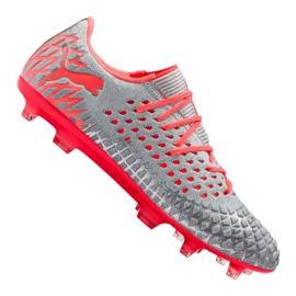 Fußballschuhe Puma Future 4.1 Netfit Niedrig Fg / Ag M 105730-01