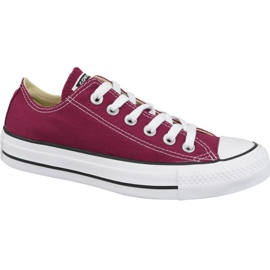 Schuhe Converse Chuck Taylor All Star Ox M9691C burgund