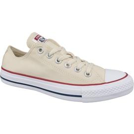 Braun Schuhe Converse Chuck Taylor All Star Ox 159485C beige