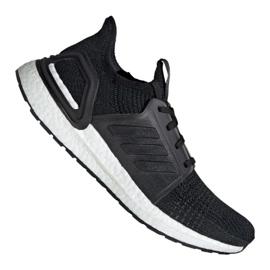 Schwarz Laufschuhe adidas UltraBoost 19 M G54009