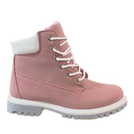 Pink Rosa Hose 851