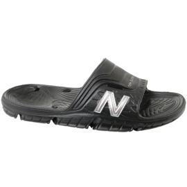 Hausschuhe New Balance M SD104BS schwarz