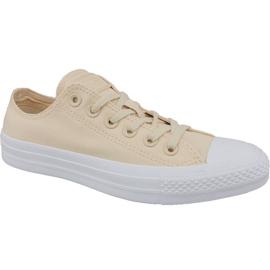Braun Schuhe Converse Ctas Ox W 163306C
