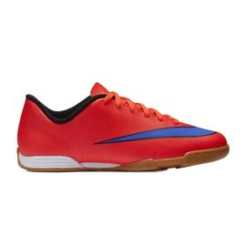 Fußballschuhe Nike Mercurial Vortex Ii Ic Jr 651643-650