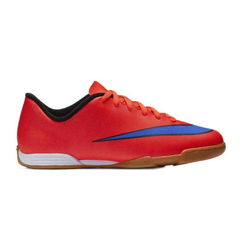 Fußballschuhe Nike Mercurial Vortex Ii Ic Jr 651643-650 rot rot