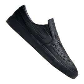 Schwarz Schuhe Nike SB Zoom Janoski Slip Rm Crafted M AR4883-001
