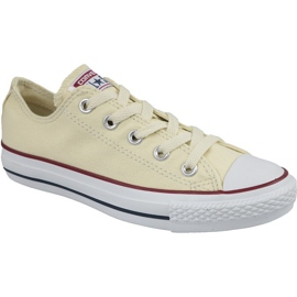 Converse C. Taylor All Star Ox Naturweiß In M9165