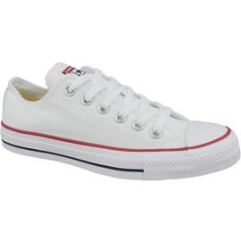 Weiß Schuhe Converse Chuck Taylor All Star M7652C