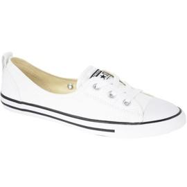 Weiß Schuhe Converse Chuck Taylor All Star Ballett Spitze In C547167C