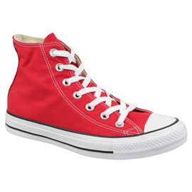 Rot Schuhe Converse Chuck Taylor All Star Hallo M9621C