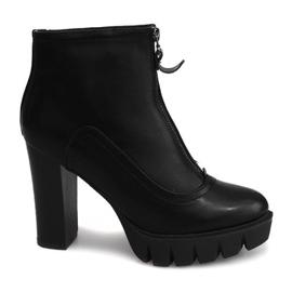 Boots On A Slider Slider 1512-2 Schwarz