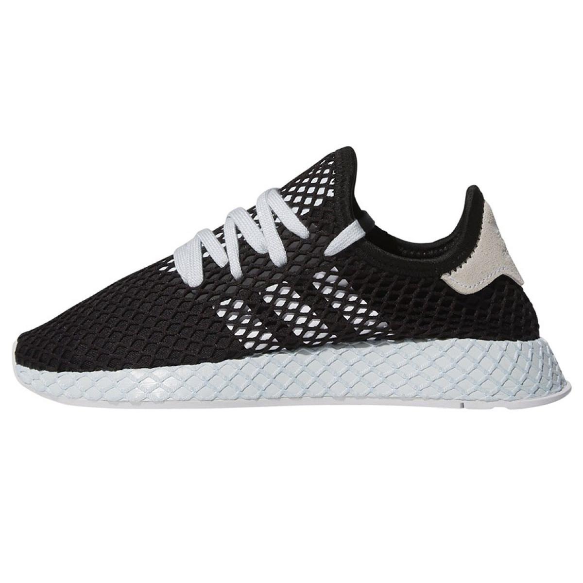 Runner schwarz Deerupt Adidas Schuhe W EE5778 Originals im lK1JTFc