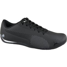 Schuhe Puma Bmw Frau Drift Cat 5 Ultra M 305882-03 schwarz