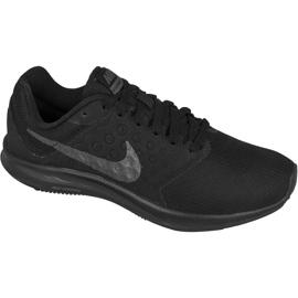 Schwarz Laufschuhe Nike Downshifter 7 W 852466-004