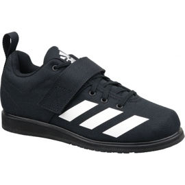 Schwarz Adidas Powerlift 4 W BC0343 Schuhe