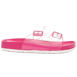 Ideal Shoes pink
