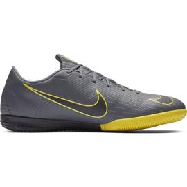 Fußballschuhe Nike Mercurial Vapor X 12 Akademie Ic grau M AH7383 070