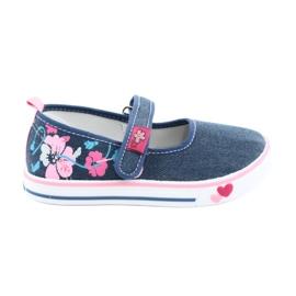 9345bbdce0 American Club blau Sneakers Sneakers Mädchen amerikanische Pailletten