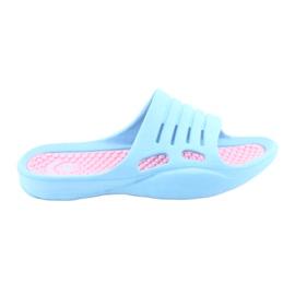 Schaum-Flip-Flops für American Club Blue Water