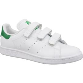 Weiß Adidas Stan Smith Cf M S75187 Schuhe