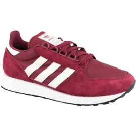 Rot Adidas Forest Grove M CG5674 Schuhe
