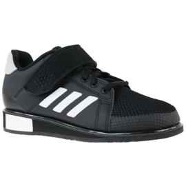 Schwarz Adidas Power Perfect 3 W BB6363 Schuhe