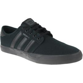 Schwarz Adidas Seeley M AQ8531 Schuhe