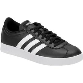 Schwarz Schuhe adidas Vl Court 2.0 M B43814