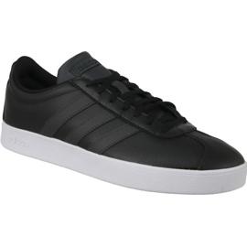 Schwarz Schuhe adidas Vl Court 2.0 M B43816