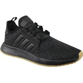 Schwarz Schuhe adidas X_PLR M B37438