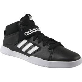Schwarz Adidas Vrx Cup Mid M B41479 Schuhe
