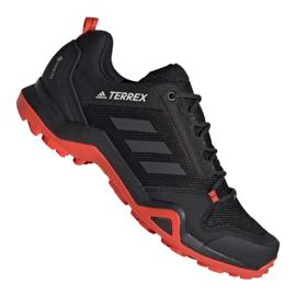 Schwarz Adidas Terrex AX3 Gtx M G26578 Schuhe