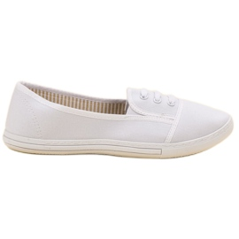 Balada Slip-On Sneakers weiß