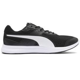 Schuhe Puma Escaper Core M 369985 01 schwarz und weiß