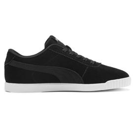 Schuhe Puma Carina Slim Sd W 370549 01 schwarz