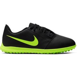 Fußballschuhe Nike Phantom Venom Club Tf Jr. AO0400 007 schwarz