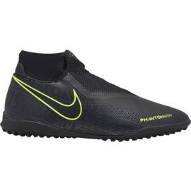 Fußballschuhe Nike Phantom Vsn Academy Df Tf M AO3269 007 schwarz