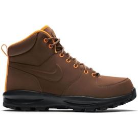 Schuhe Nike Manoa Leder M 454350 203 braun