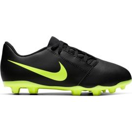 Nike Phantom Venom Club Fg Jr AO0396 007 Fußballschuhe schwarz