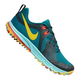 Nike blau