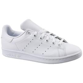 Weiß Adidas Stan Smith Jr S76330 Schuhe