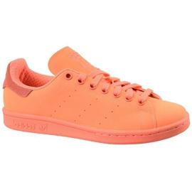 Orange Adidas Stan Smith Adicolor Schuhe In S80251