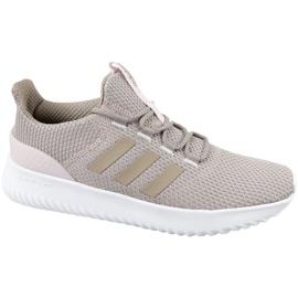 Grau Adidas Cloudfoam Ultimate W DB0452 Schuhe