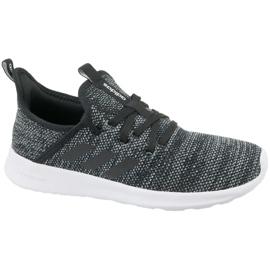Schwarz Adidas Cloudfoam Pure W DB0694 Schuhe