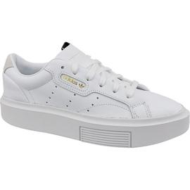 Weiß Adidas Sleek Super W EF8858 Schuhe
