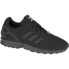 Schwarz Adidas Zx Flux W S82695 Schuhe