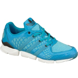 Blau Schuhe adidas H Flexa W G65789